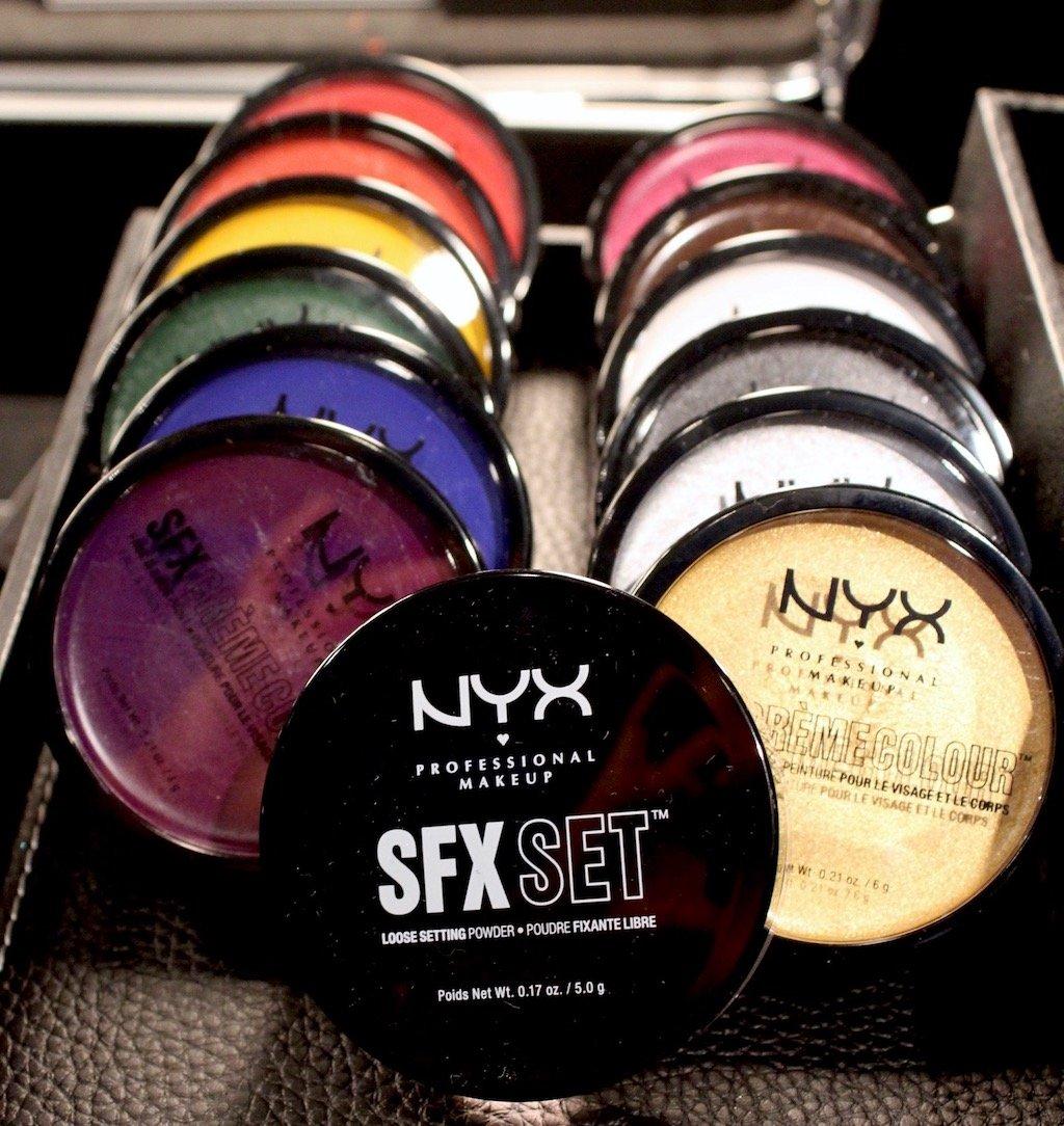 NYX SFX Creme Color