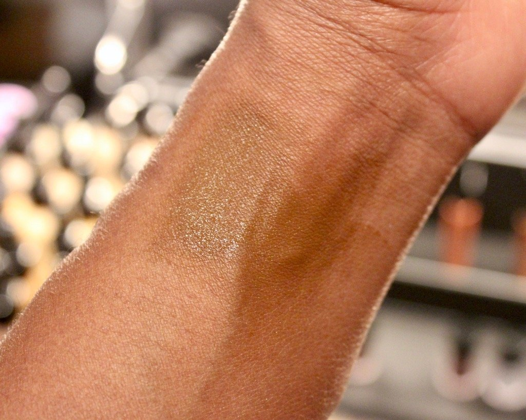 NYX Total Control Drop Foundation Deep Cool Swatch