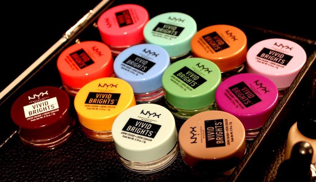 NYX Vivid Brights Creme Color