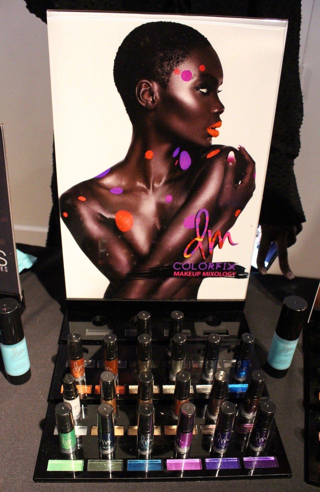 Danessa Myricks Beauty Color Fix 24hr Metallic Cream Color