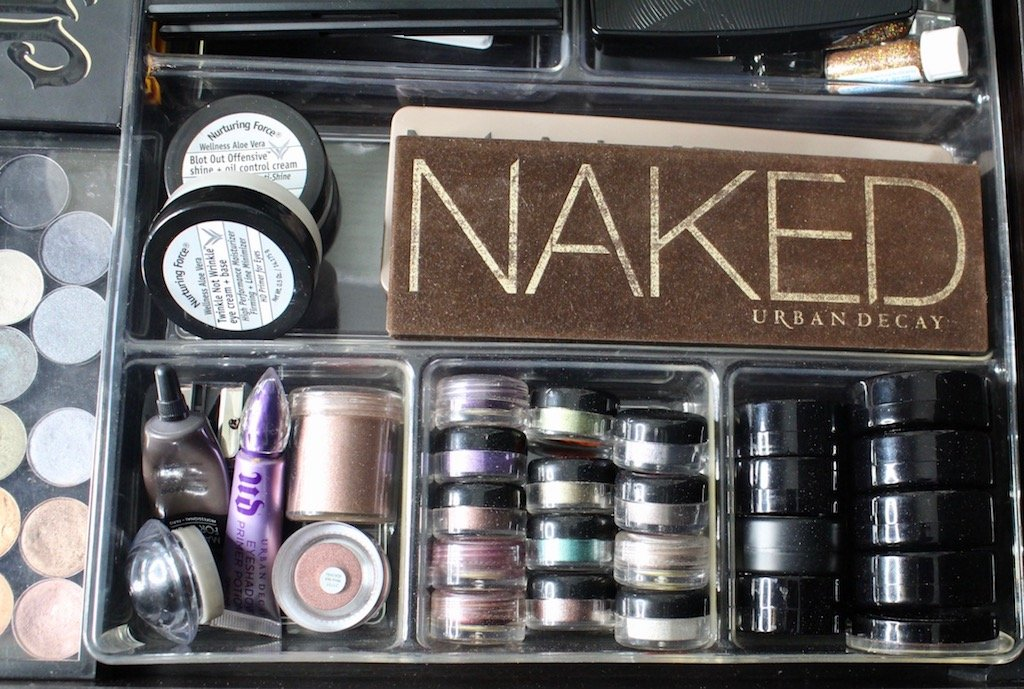 Organize Your Makeup