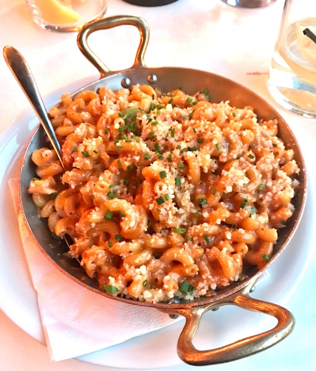 Catch NYC Lobster Mac n Cheese