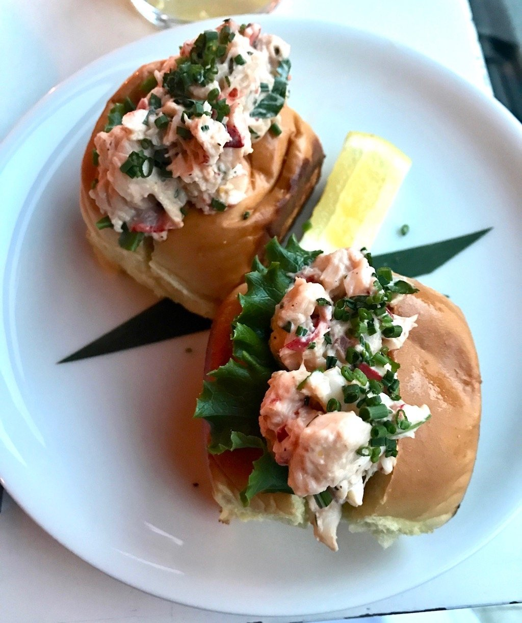 Catch NYC Lobster Rolls