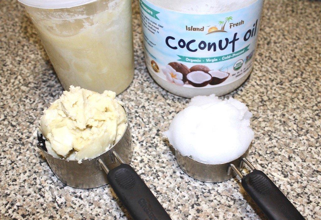 Shea Butter & Coconut Oil Body Butter