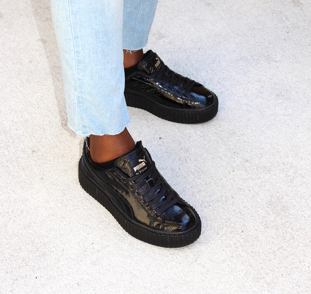 best website 4d3f8 fbcdb Currently Obsessed With PUMA Creepers