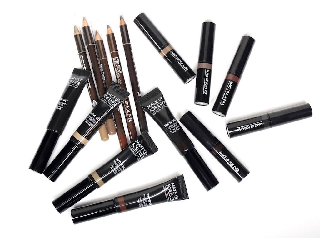 Make Up For Ever Brow Tools