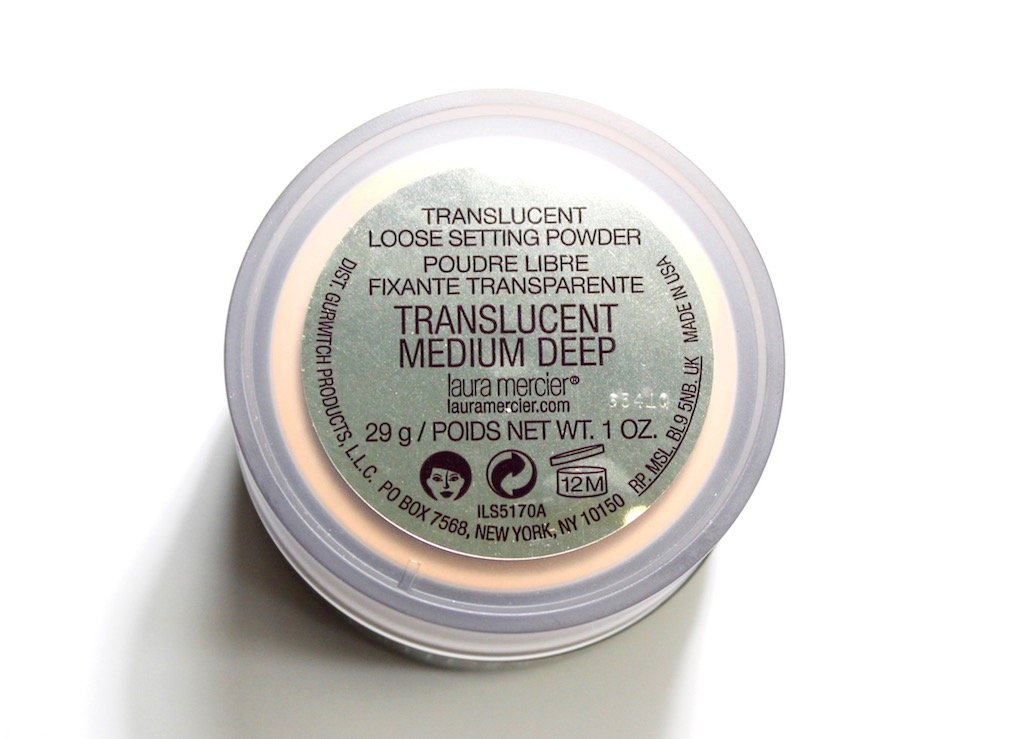 Laura Mercier Medium Deep Translucent Loose Setting Powder