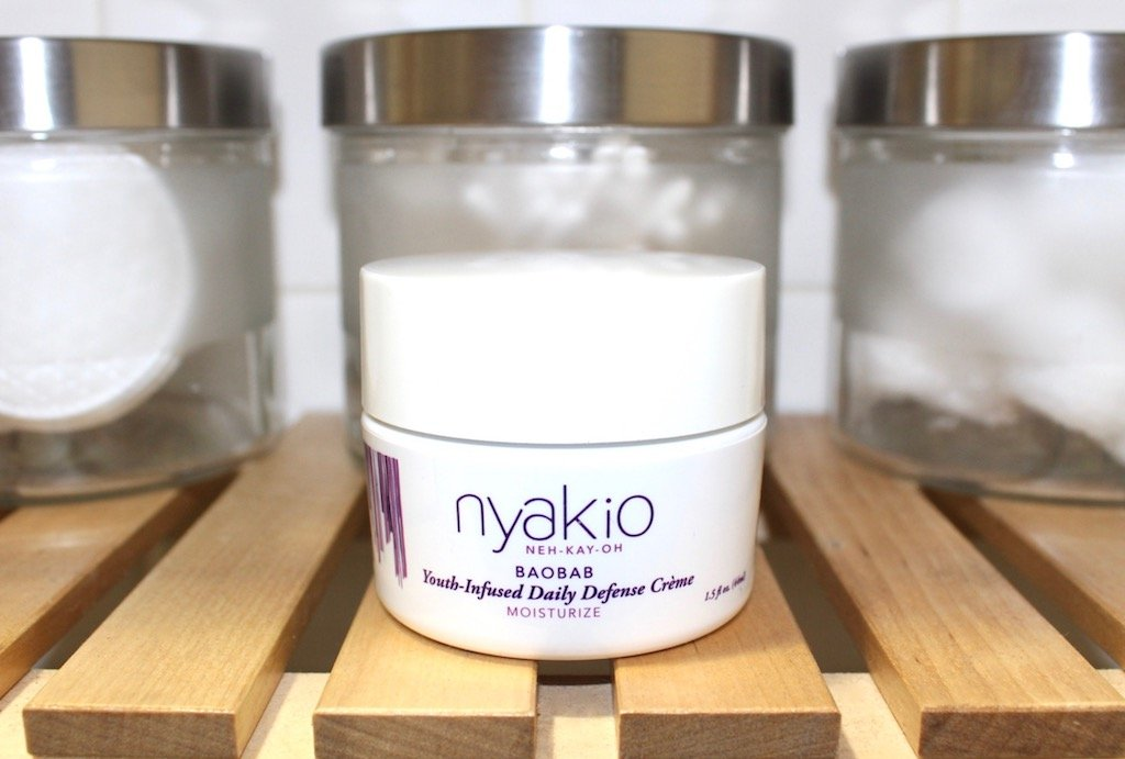 Nyakio Baobab Youth Infused Daily Defense Cream