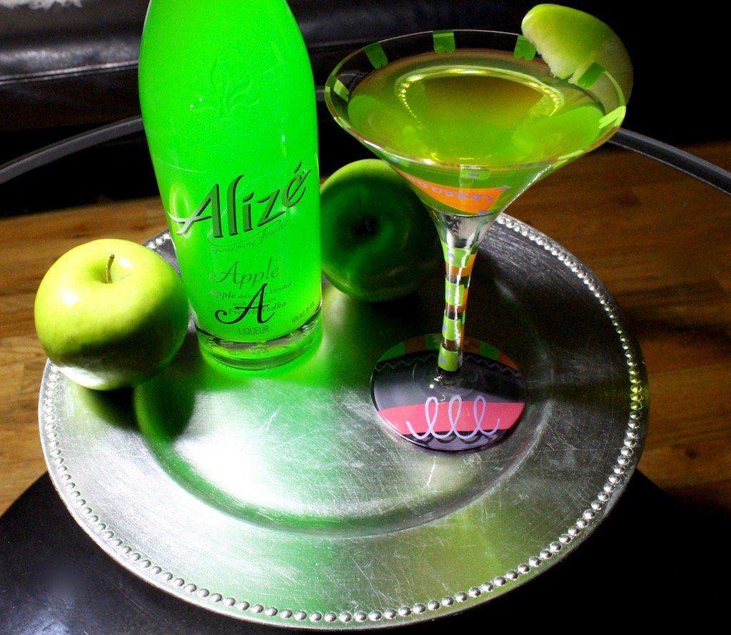 Alizé Apple Appletini