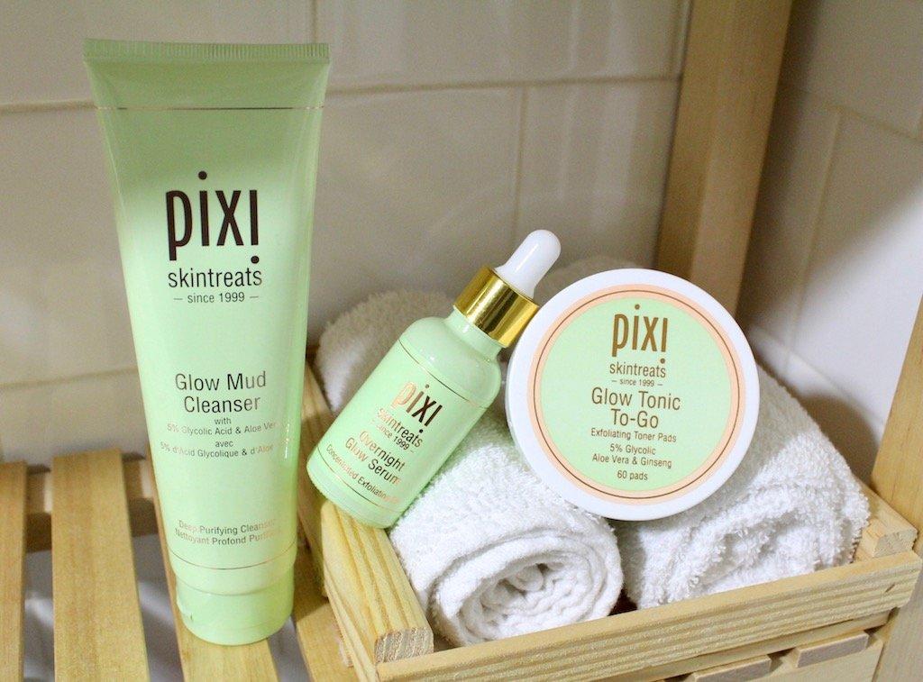 Pixi Skintreats Glow Skincare
