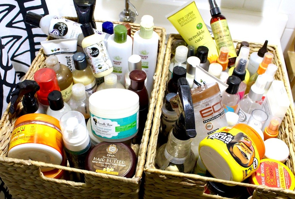 How To Choose Natural Hair Products for YOUR Hair Type