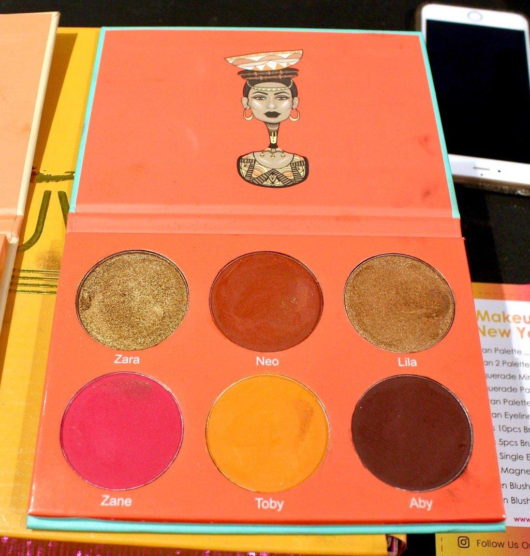 Juvia's Place Saharan Blush Palette Vol 1