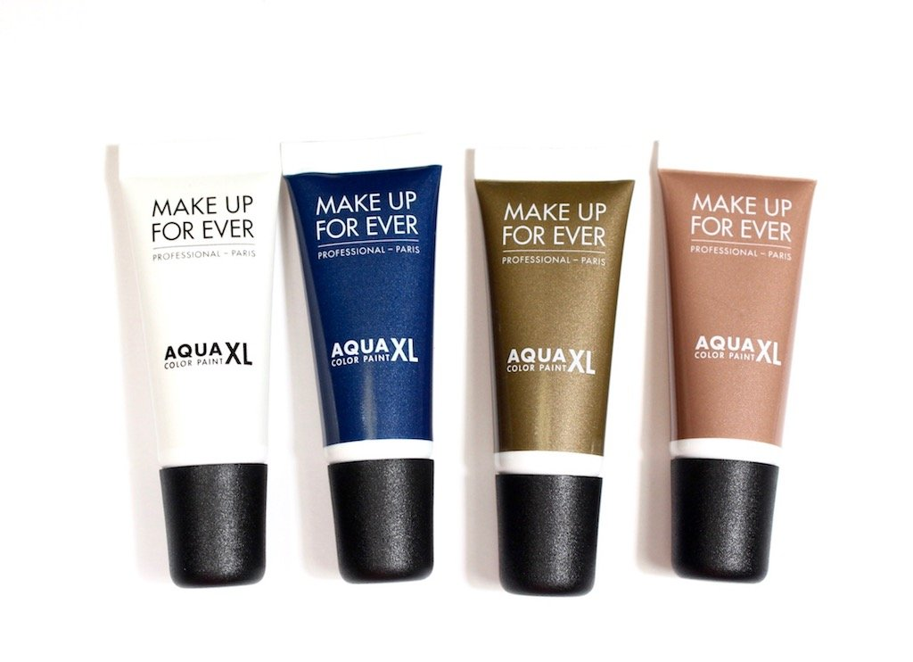 Make Up For Ever Aqua XL Color Paints Lustrous