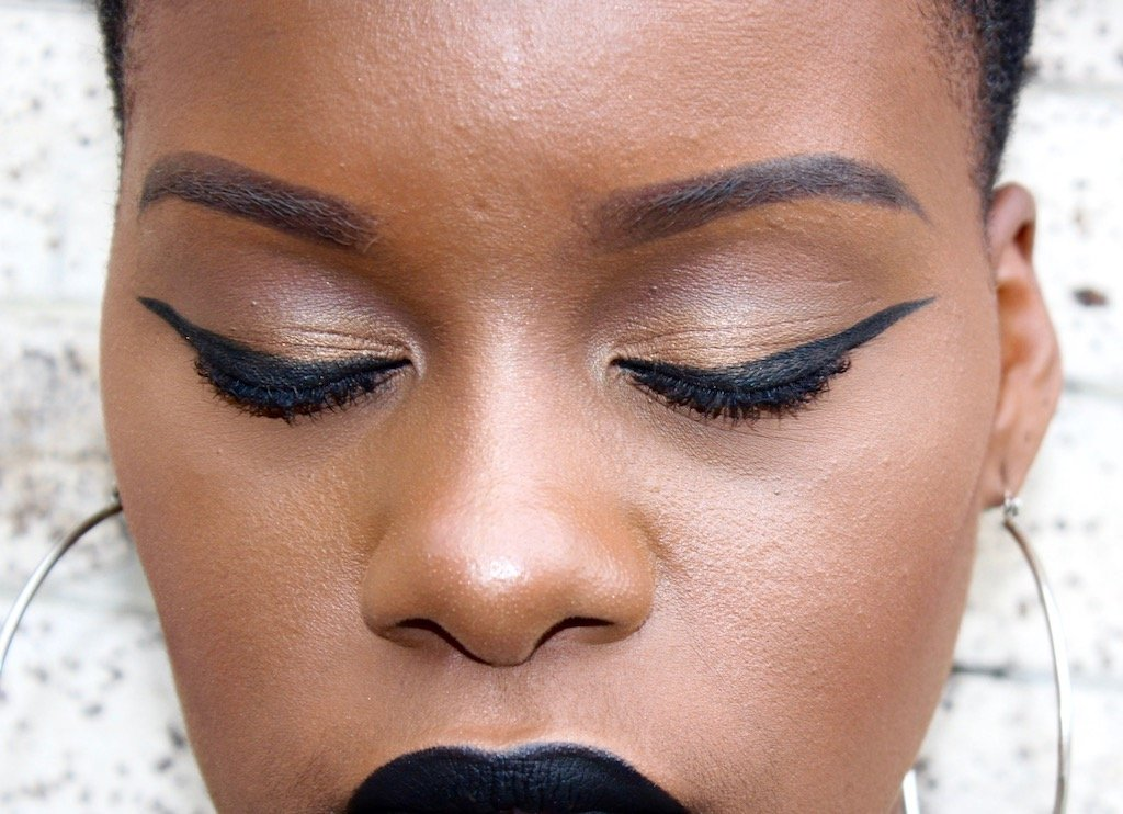 How To Slay in Black Lipstick