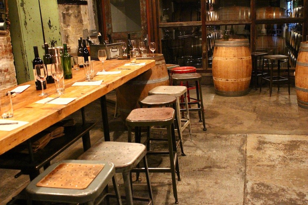 Brooklyn Winery Tour & Tasting