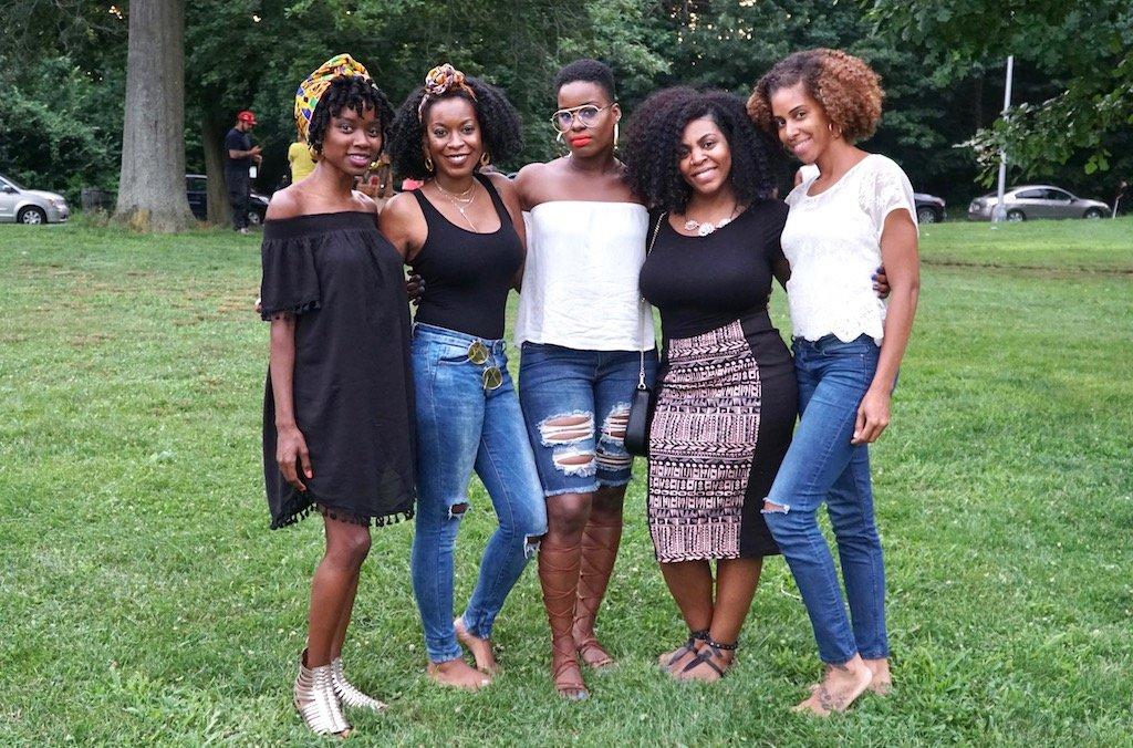 Curly Crew at Curlfest 2017