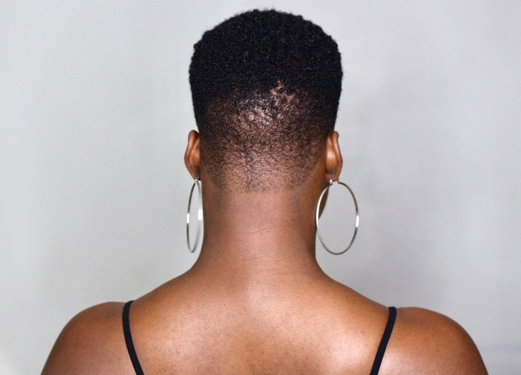 DIY Big Chop
