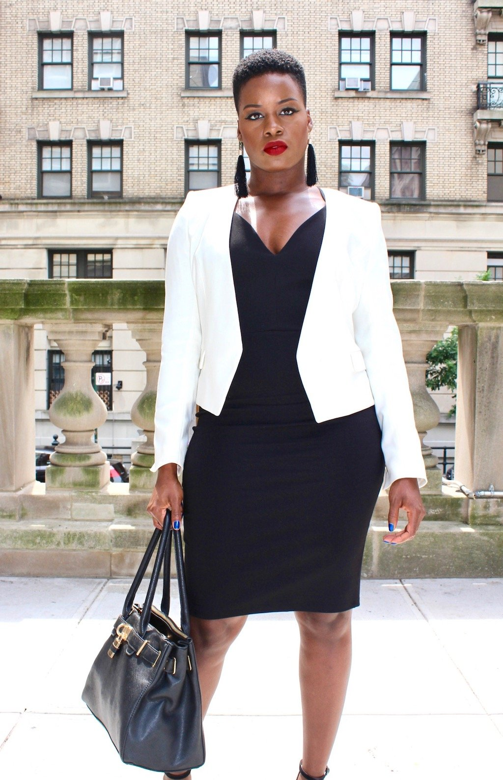 How To Take The Little Black Dress From Work To Play