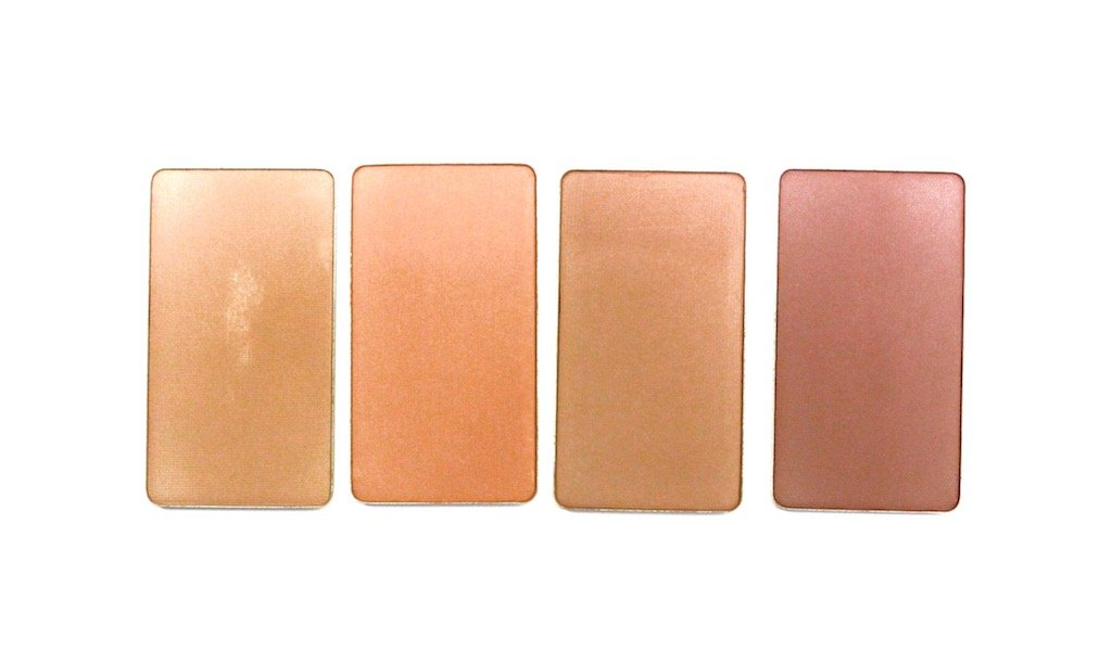 Make Up For Ever Sculpting Artist Face Color Powders