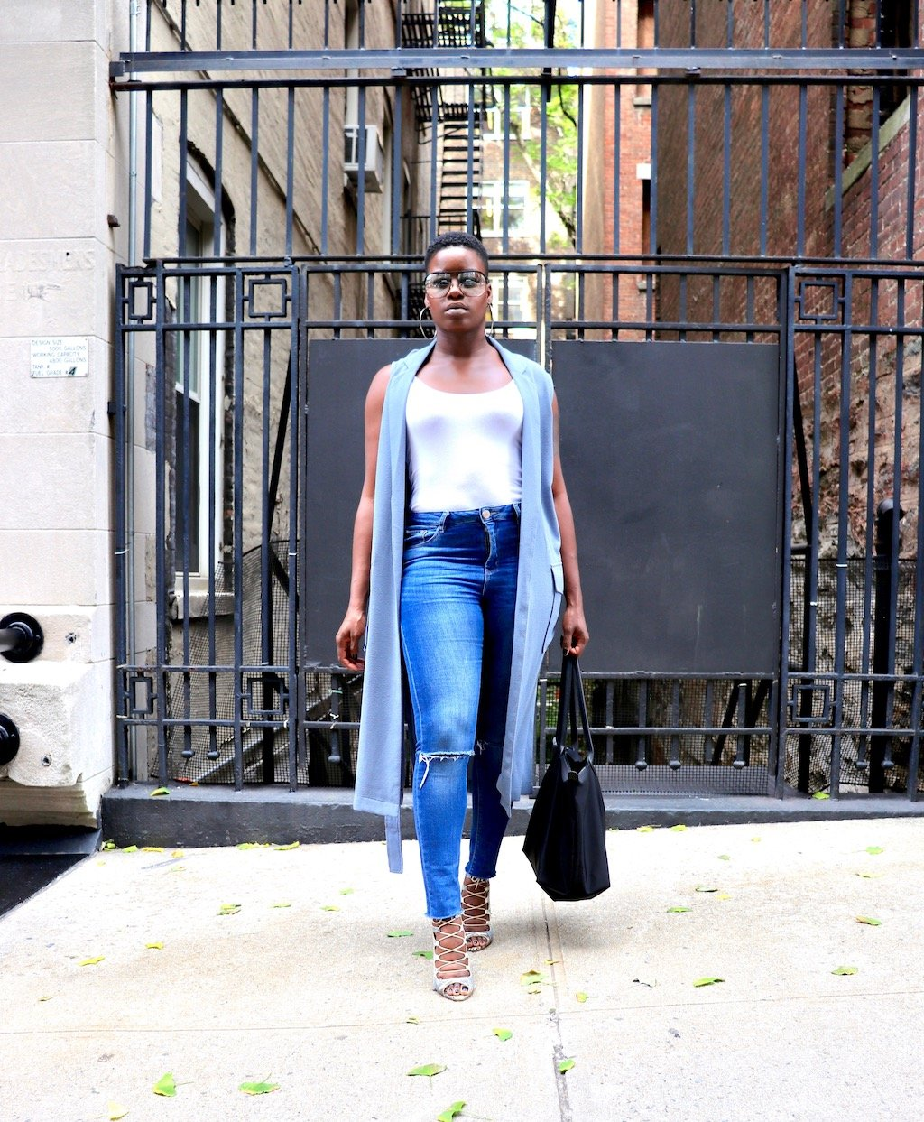 Fashion Repeat Offender Outfit