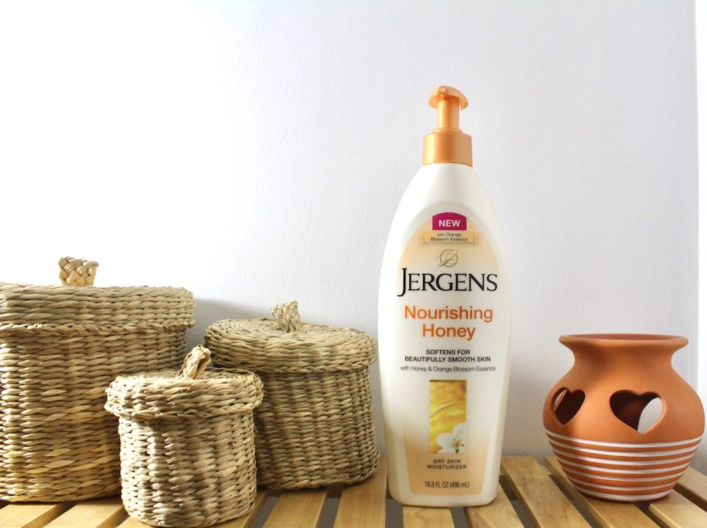 Jergens Nourishing Honey