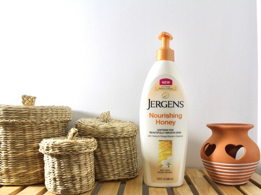 Jergens Nourishing Honey