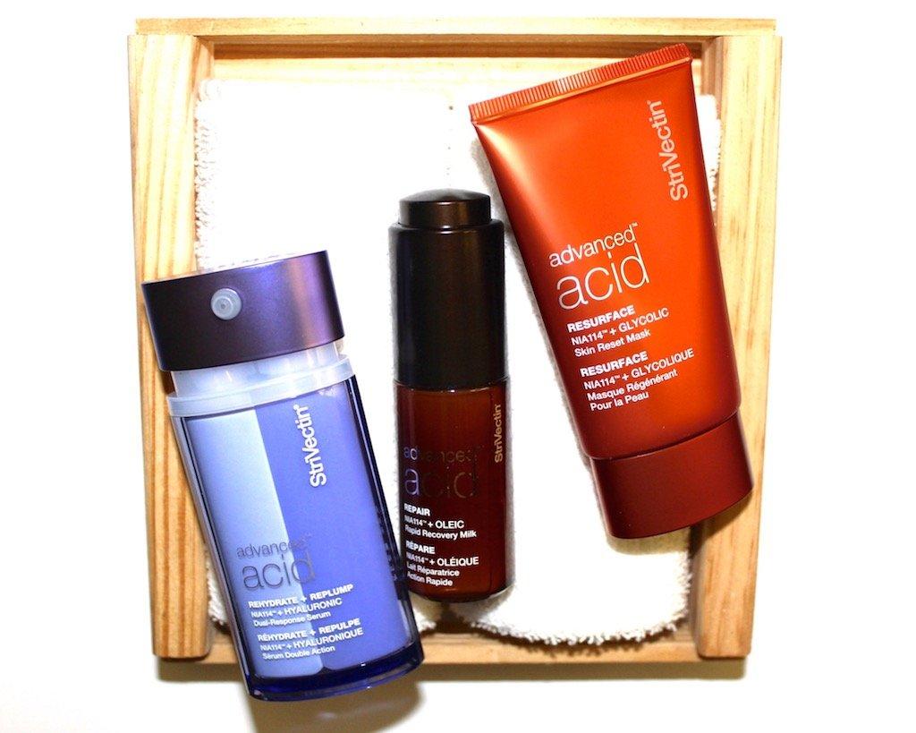 strivectin advanced acids skincare