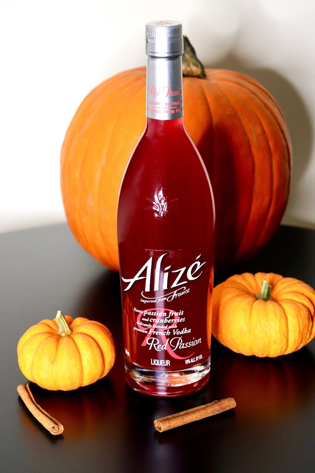 Alize Red Passion Cranberry Hot Toddy