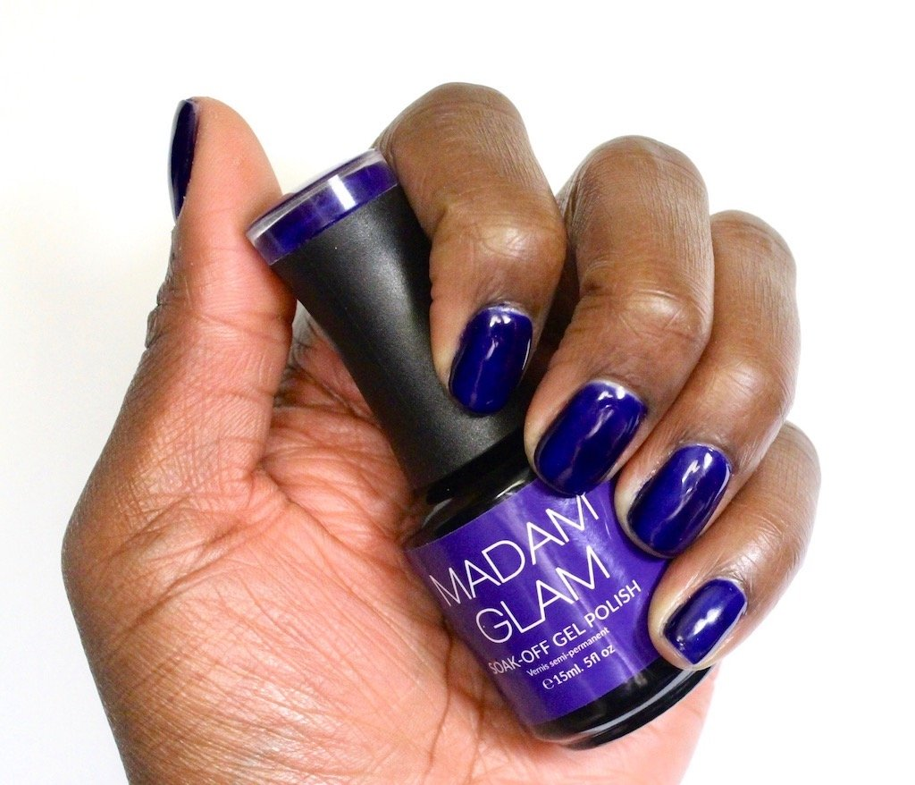 DIY Gel Manicure Madam Glam