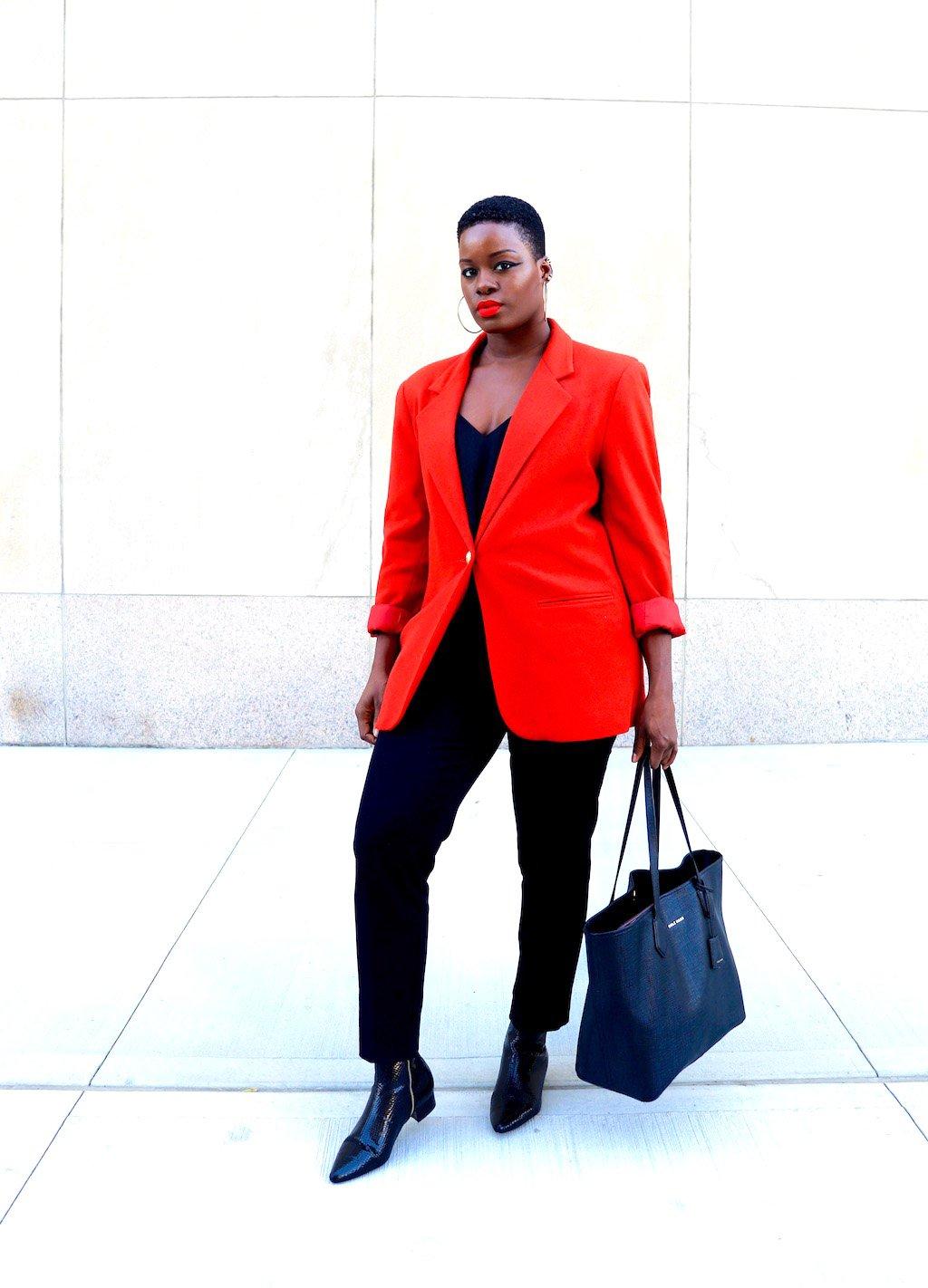 The Perfect Fall Blazer