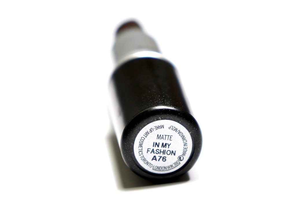 MAC In My Fashion Lipstick