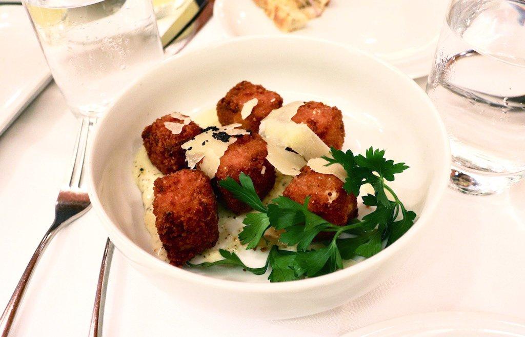 Fig & Olive Mushroom Croquettes