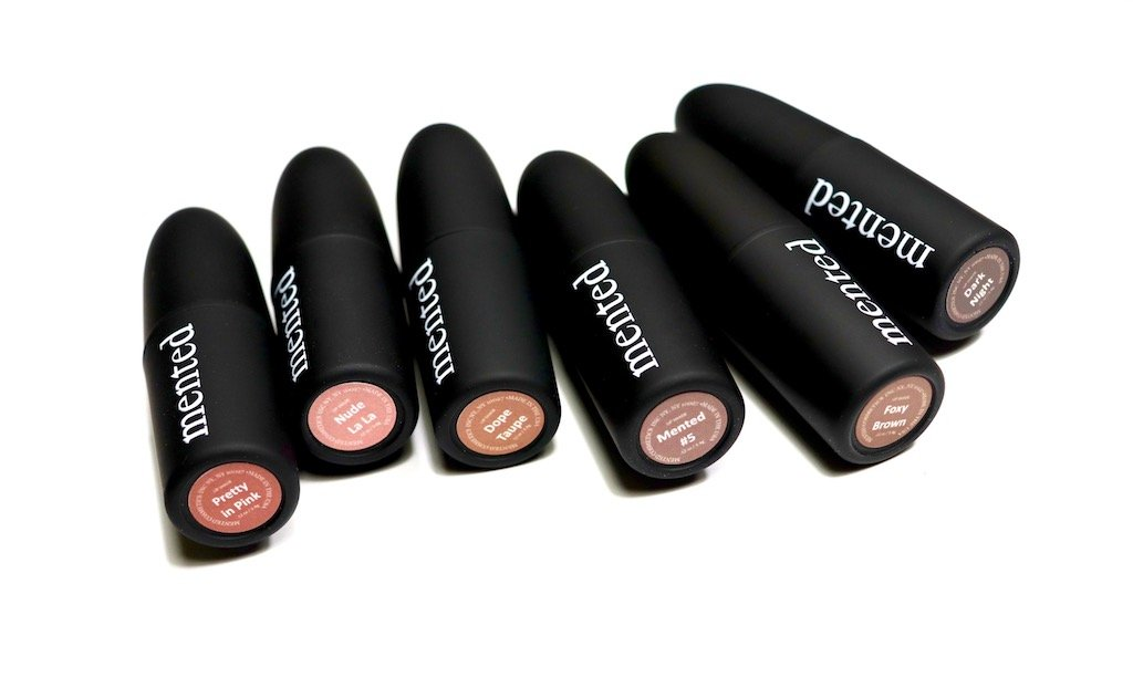 Mented Cosmetics Capsule Collection