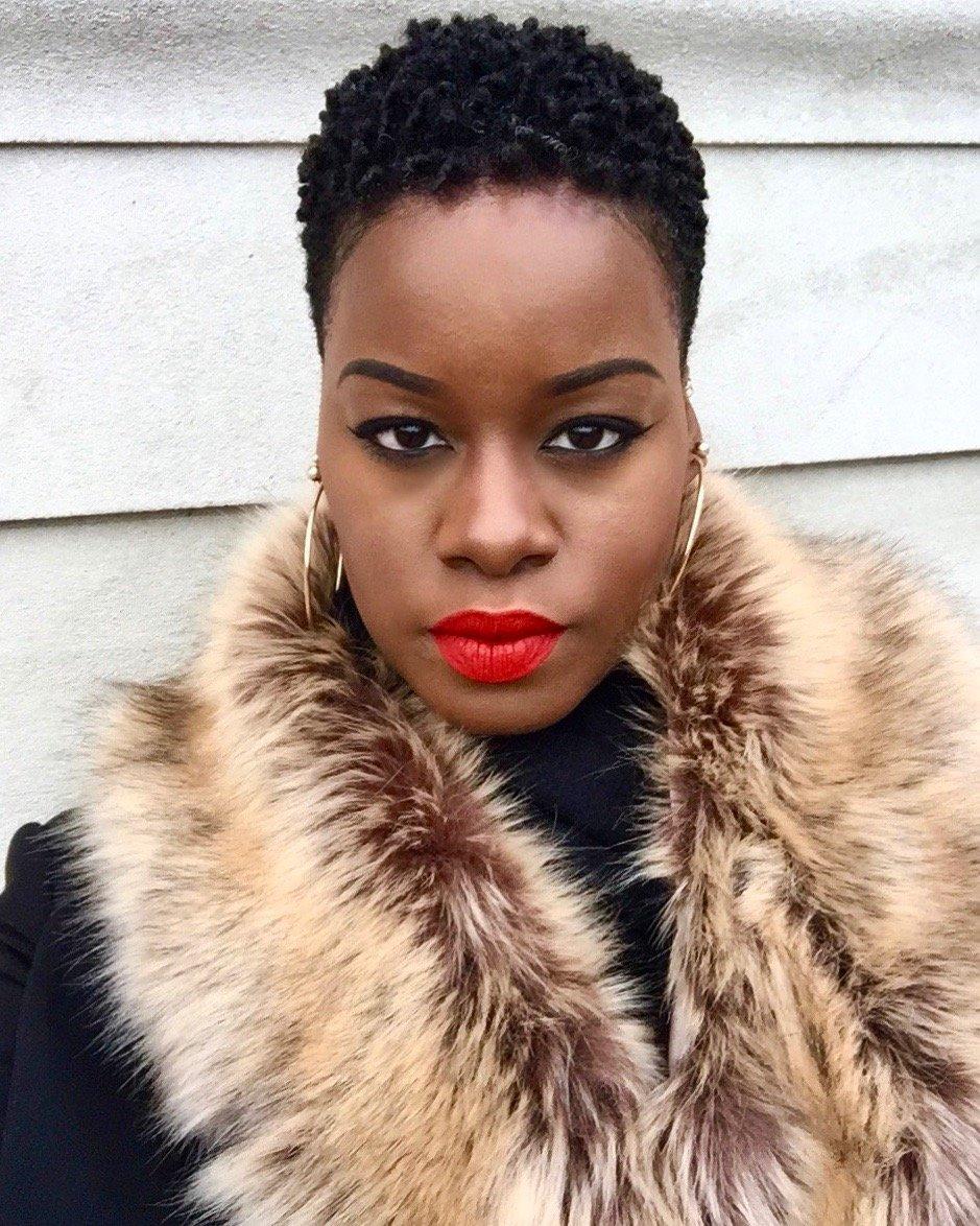 Fenty Beauty Uncensored Stunna Lip Paint Looks Amazing on Dark Skin