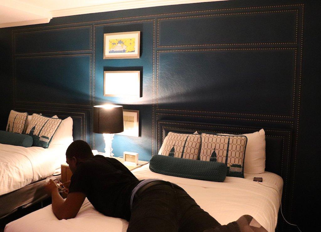 Embassy Row Hotel Washington DC Room