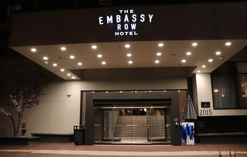 Embassy Row Hotel D.C. Review
