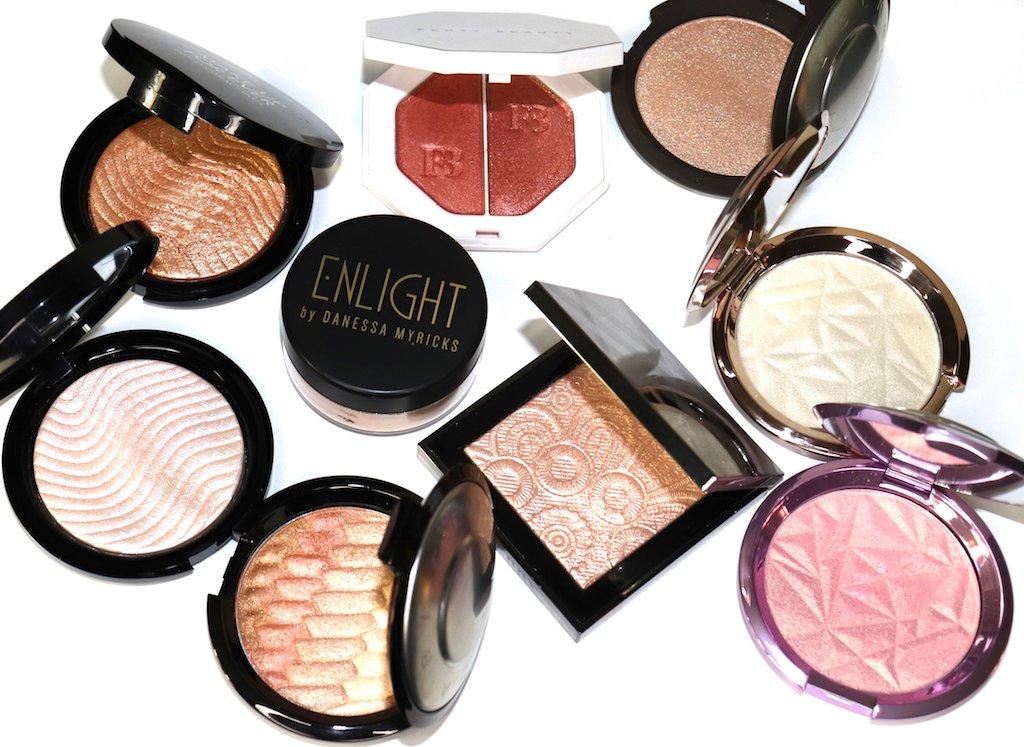 Highlighters for Dark Skin