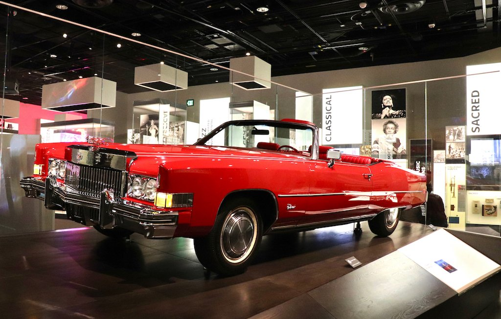 National Museum of African American History and Culture Chuck Berry's Cadillac