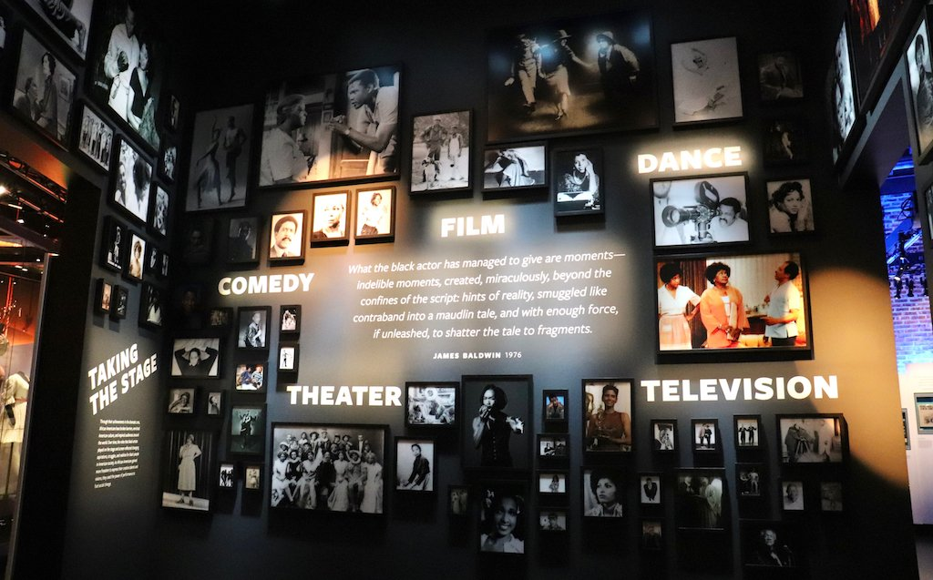 National Museum of African American History and Culture Cultural Expression