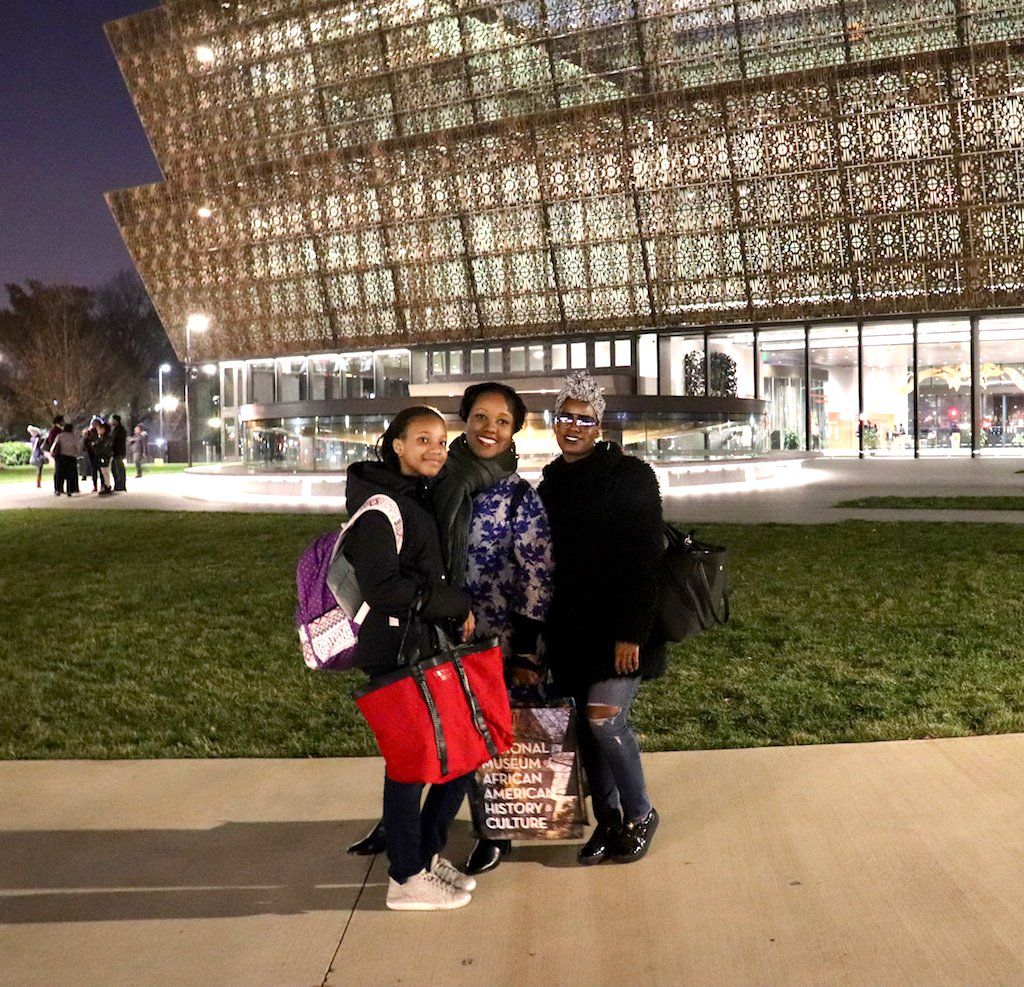 My visit to the National Museum of African American History and Culture