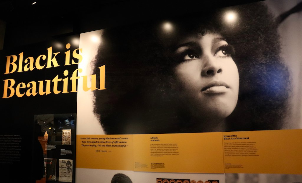 National Museum of African American History and Culture Black is Beautiful
