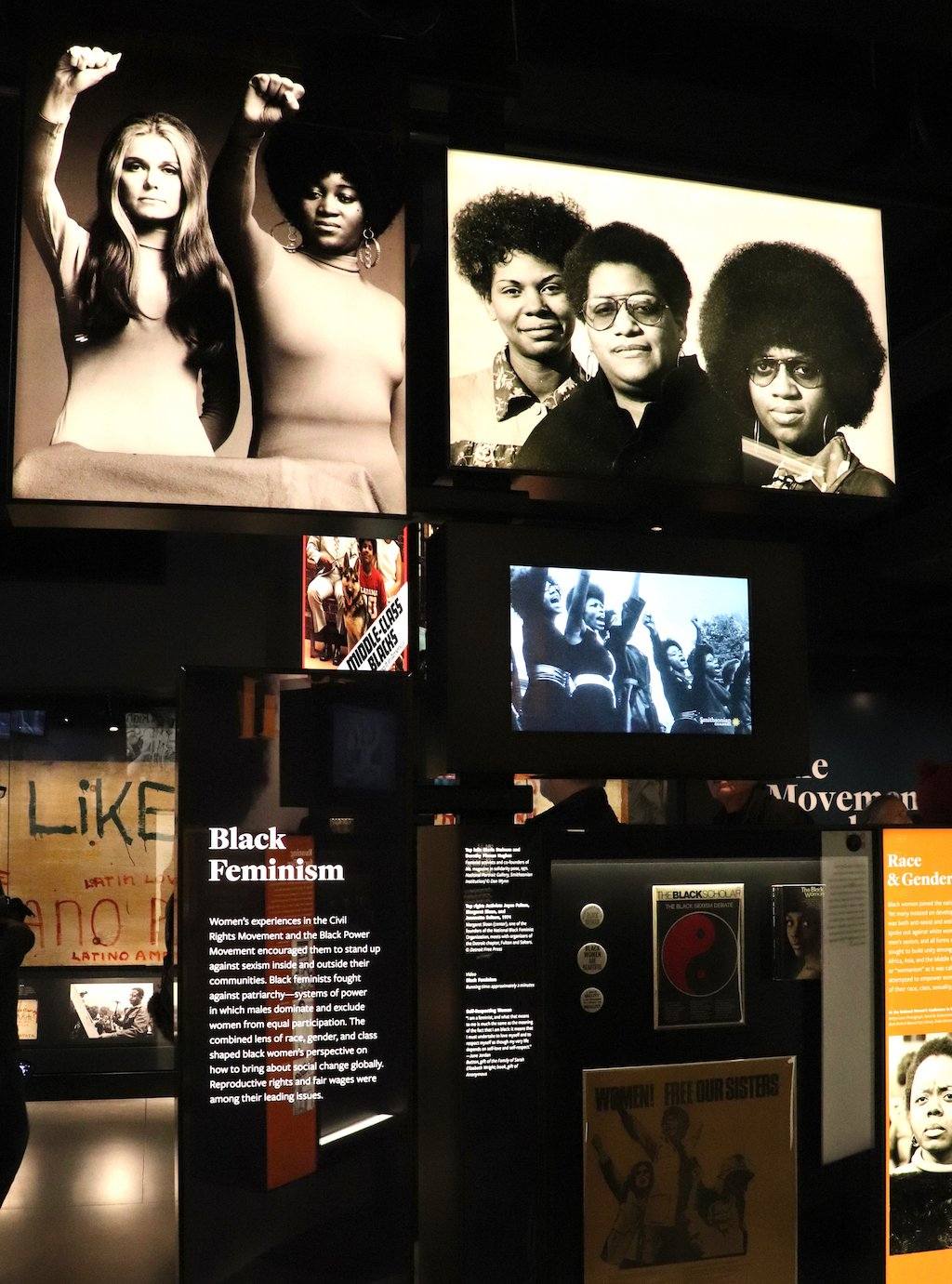 National Museum of African American History and Culture Black Feminists