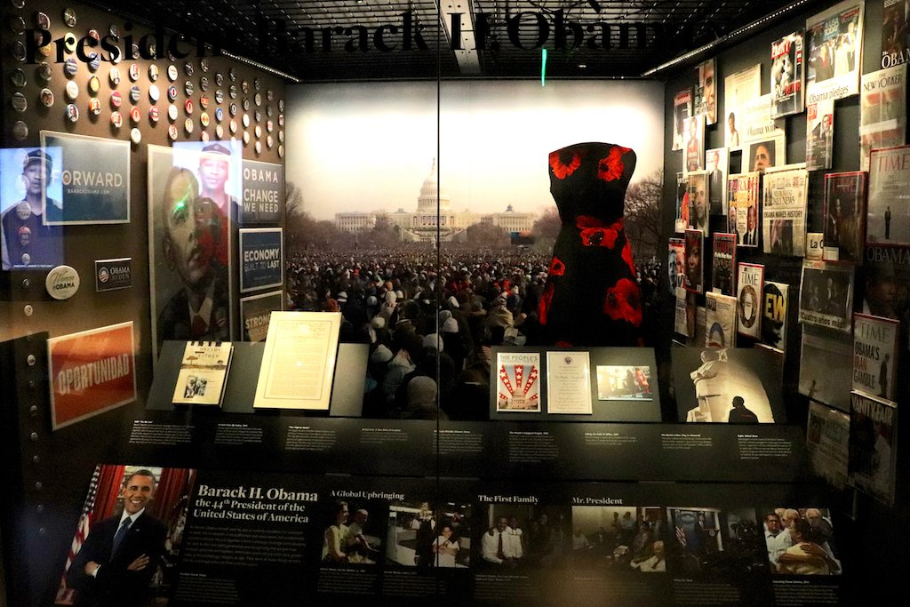 National Museum of African American History and Culture Barack Obama