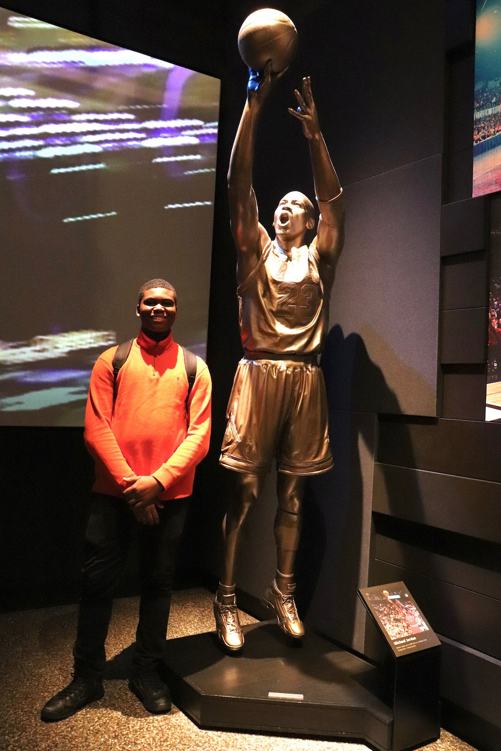National Museum of African American History and Culture Michael Jordan