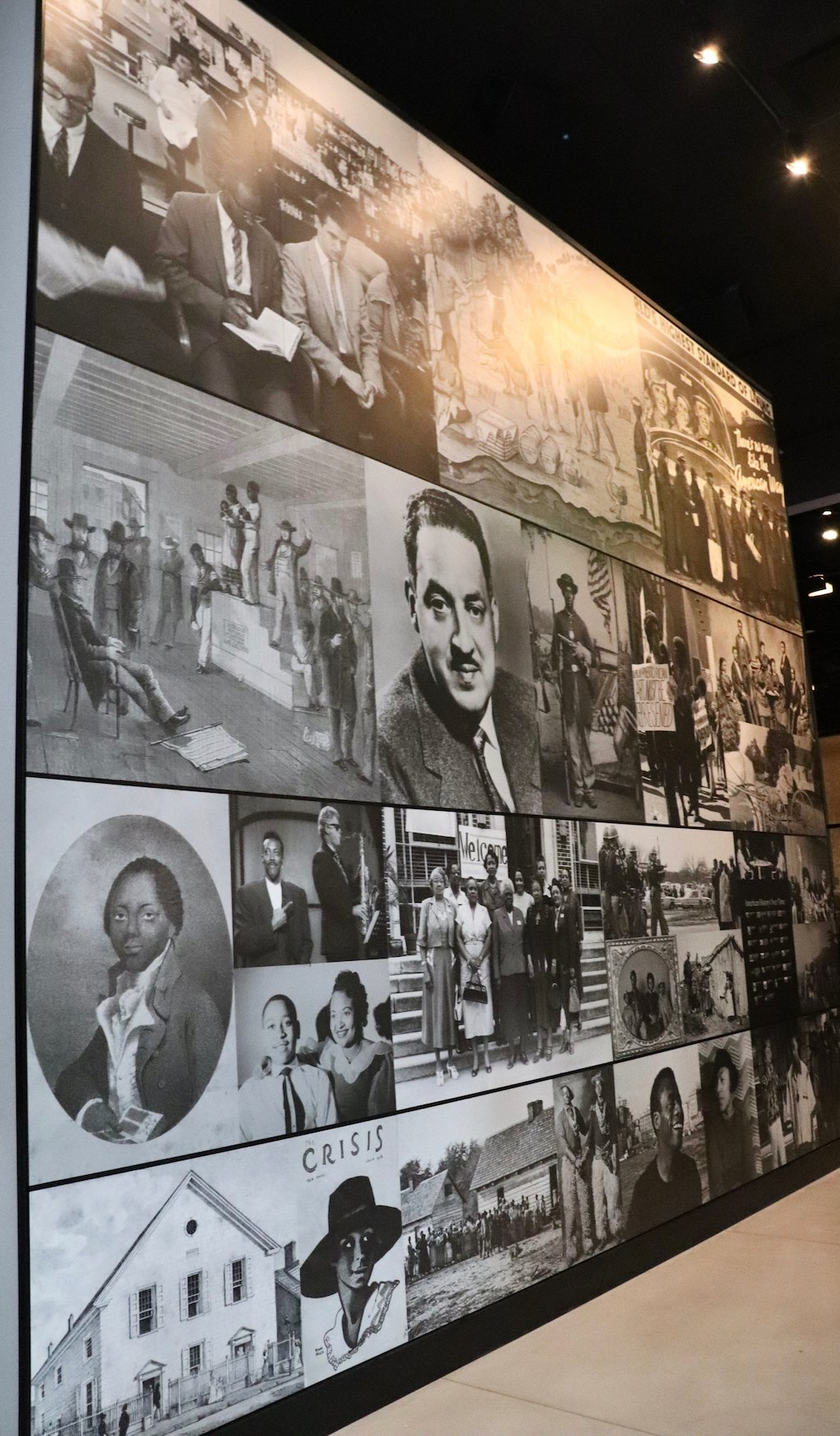 National Museum of African American History and Culture Photo Wall
