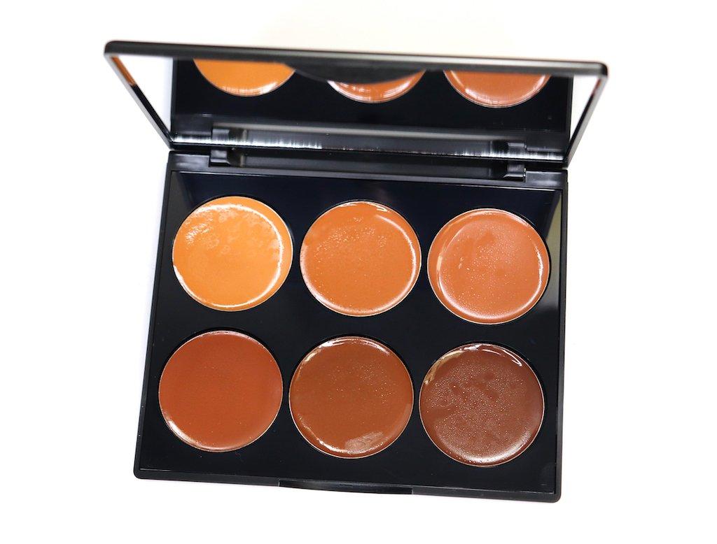 Sleek makeup Cream Contour Kit Extra Dark