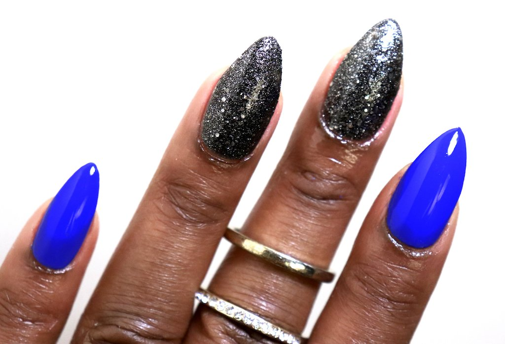 Press On Stiletto Nails Butter London Disco Nap