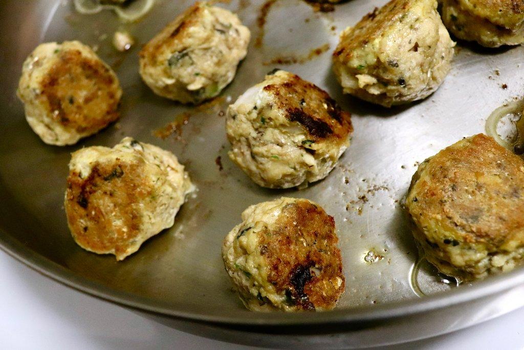 salmon meatballs recipe