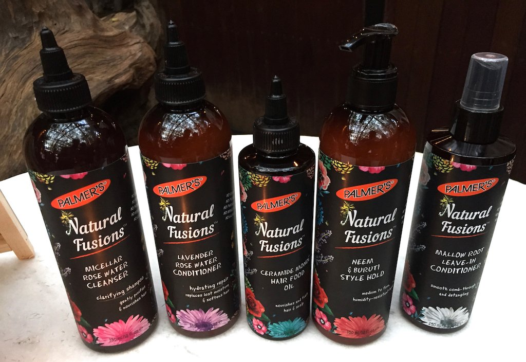 Palmer's Natural Fusions Collection
