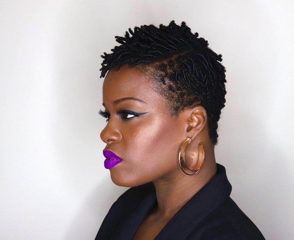 Pantone Ultra Violet Lips LA Splash Criminal